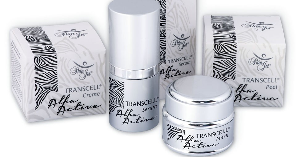 Skin Jet Trancell Active behandling