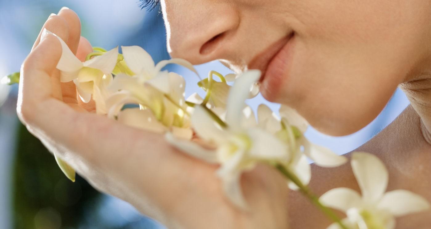 Aroma Radiance behandling