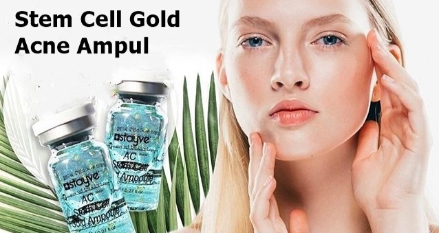 BBGLOW Stem Cell Gold Ampul Acne
