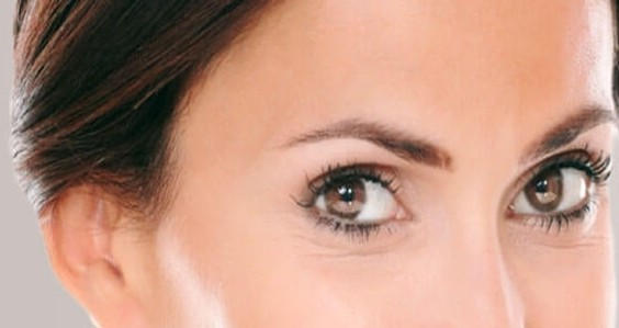 HIFU øjne eller pande