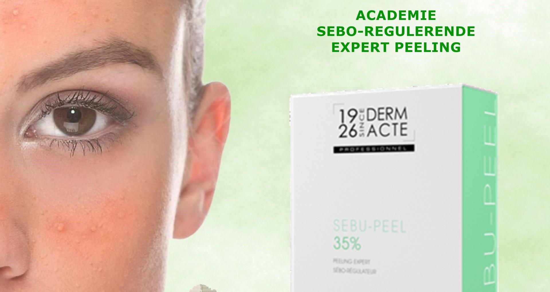 SEBU acne peeling